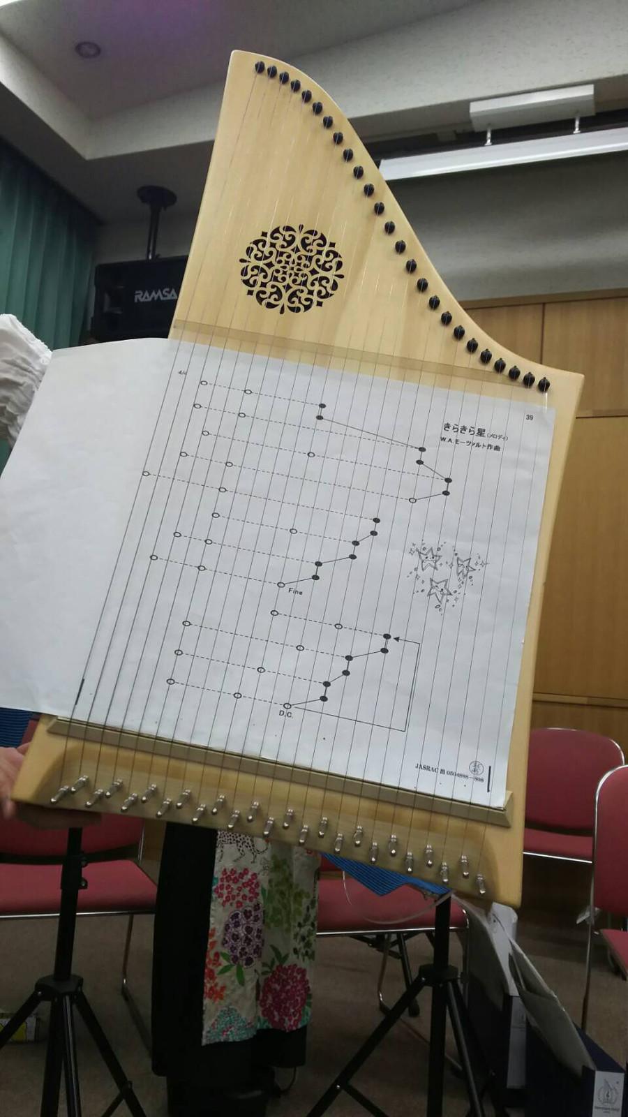 ハープ ヘルマン ネルーシェとは?雪花ラミィの弾く弦楽器は現実の何?ヘルマンハープ?ピアノフォン?ツィター?【ホロライブ5期生】